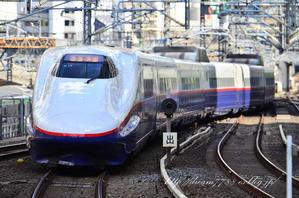 新幹線E1系電車 - HIROのフォトアルバム