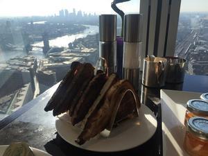 ホテルの朝食ビュッフェと、チェックアウト! - ロンパラ!(LONDON パラダイス)