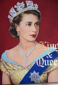 「ロイヤルと薔薇~第3回目英国王室と薔薇」(atアンティークス ヴィオレッタ)がありました。 - バラとハーブのある暮らし Salon de Roses