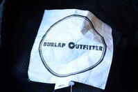 BURLAPのトラックパンツが今年も到着!! - DAKOTAのオーナー日記「ノリログ」