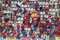 スロバキア対スペイン(於:Sevilla) - MutsuFotografia blog