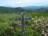東北の山旅 ②ブナ林を経て白神岳へ  2021.6.26(土) - 心のまま、足の向くまま・・・