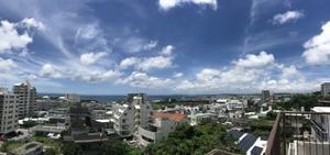 夏に向かう沖縄 - マハロな毎日