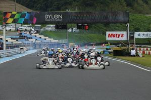 NTC CUP SERIES rd.3(2021年6月27日)終了 - 新東京フォトブログ
