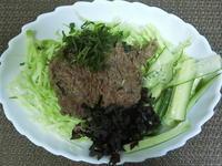 牛挽き肉ハンバーグ - 食写記 ~Shokushaki's Blog~