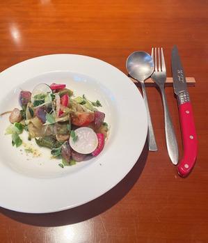 1050、 COQUINES - ossanmama@福岡 の外食日記