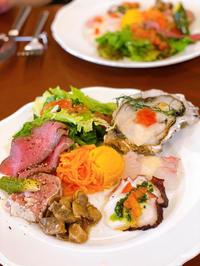 「炭と料理とワイン アヴァンツァーレ」センター北 魚、肉、野菜、どれも最高に美味しかったよ。 - あれも食べたい、これも食べたい!EX