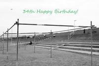 34th Happy birthday! - 写真の記憶