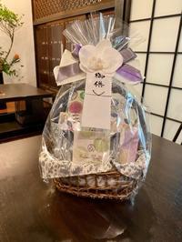 2021NEWお盆籠盛り登場 - 茶論 Salon du JAPON MAEDA