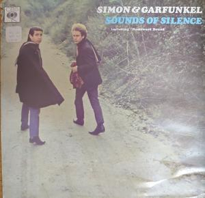 Simon&Garfunkel その2  Sound Of Silence - アナログレコード巡礼の旅~The Road & The Sky