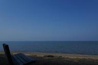 近江の海 琵琶湖 - いつもの空の下で・・・・
