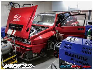 ランチア デルタ Fenice105 - AVO/MoTeC Japanのブログ