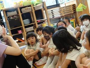 終業式 - 陽だまりの小窓 - 菊の花幼稚園保育のようす