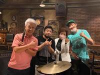 ◤♬LIVE出演レポート◢ 番組でご一緒させていただいた吉田和雄さんと率いるTóquio Bossa Trio - excite公式 KTa☆brasil (ケイタブラジル) blog ▲TOPへ▲