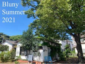 7月のBluny 4日間 無事に終わりました。 - 雑貨屋 Bluny    次回は…2021 10/7.8.9.10……4日間   Bluny 16th      Anniversary