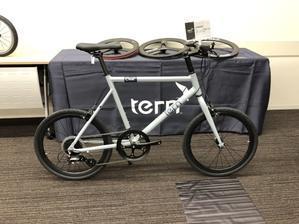 DAHON/Tern/2022年モデル 新車発表会に行ってきました。tern roji編 - カルマックス タジマ -自転車屋さんの スタッフ ブログ