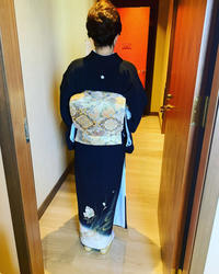 〜本日のお客様〜 - ♪香奈着物着付教室♪