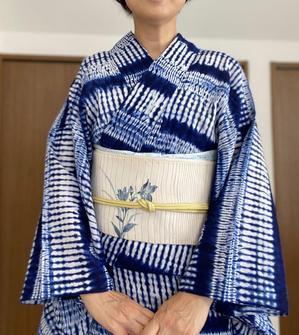 浴衣コーディネート - すみれ堂きものDiary