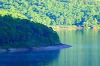 野反湖絶景アラカルト(2)・・・水と緑と浅間山も - 『私のデジタル写真眼』