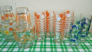 冠水瓶やグラス - ヒマワリ雑貨店
