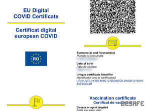 EU Digital COVID Certificate(ワクチンパスポート) - = WE'RE HERE !=  since 2005
