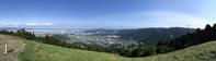 米の山展望台より - 空 sora そら