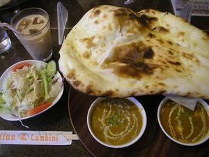 インドカレー(ミラン) - 京都発 食べ歩きと旅の備忘録