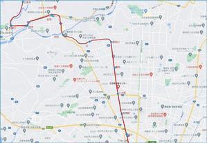 浜松軽便鉄道 奥山線の路線跡を追う - TEAM BAKU - 建築ブログ -
