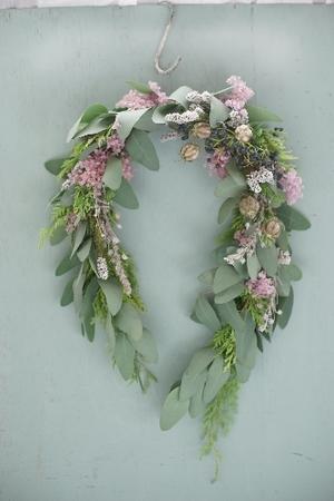 Horseshoe Wreath -