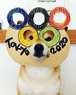tokyo2020 - bonco、、、ぼん子、てんてんてん