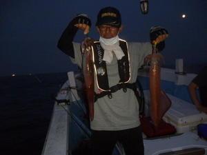 ゲロイカ。 - 海王流|鳥取県赤碕の遊漁船「海王丸」