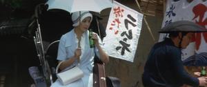 松坂慶子(Keiko Matsuzaka)「坊っちゃん」(1977)其の弐 - 夜ごとの美女