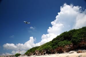 ◆ 「夏空」を見上げた日(2008年7月) - 空とグルメと温泉と