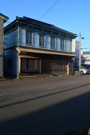 函館市弁天町の小森商店(函館の建築再見2021) -