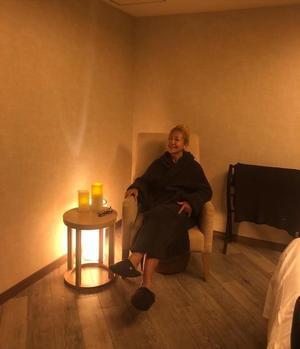 前向きになれるSpa - マダム松澤のクリスタルルーム