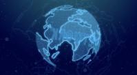 カッコいいグローバルビジネスに使える地球儀のオープニングの作り方! - イラスト年賀状