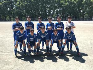 県女子U-15サッカーリーグ 第5節 - 横浜ウインズ U15・レディース