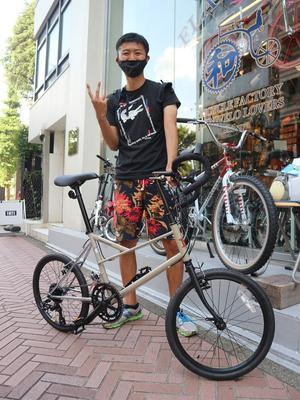 7月25日 渋谷 原宿 の自転車屋 FLAME bike前です - かずりんブログ