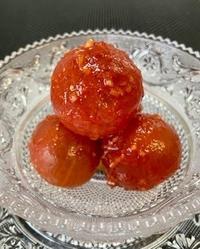 トマトのキムチ大人気です - 今日も食べようキムチっ子クラブ (料理研究家 結城奈佳の韓国料理教室)