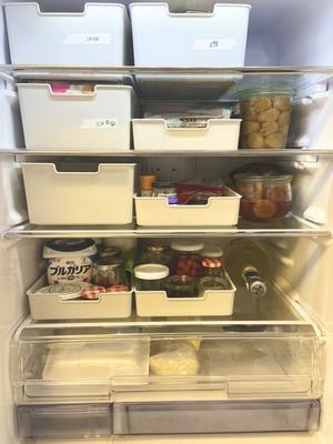 冷蔵庫内のリセットと嬉しいお手紙 - sweet+