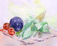 旬の野菜達 - ryuuの手習い