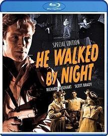 「夜歩く男」 He Walked By Night  (1948) - なかざわひでゆき の毎日が映画&音楽三昧