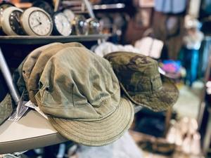 マグネッツ神戸店 頭を守るヘッドウェアもミリタリーで! - magnets vintage clothing コダワリがある大人の為に。