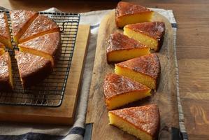 【ゲリラ講座】私の焼き菓子ベスト10通信講座「幸運のオレンジケーキ」講座。第1弾発送しました。 - 手作りお菓子のお店「chiffon chiffon」