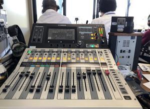 高校野球生中継の現場 - アルテック音響ブログ 高知 音響