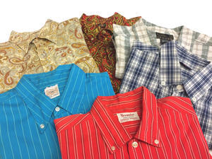 「 BUTTON  DOWN SHIRT 」 - GIANT BABY    used&vintage clothing & culture & happy