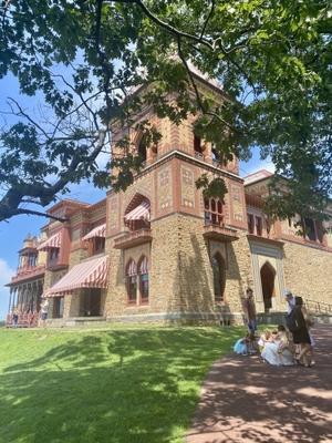 Olana mansion on Hudson valley - Vol.1 - ニューヨークでひと息しましょ 2