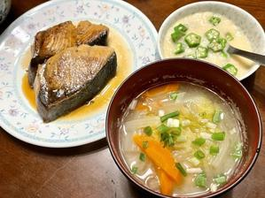 7/27★ オットの夕ごはん。 - よく飲むオバチャン☆本日のメニュー