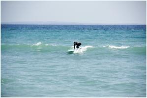 波の音 - 湘南の光に