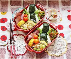 パストラミ弁当とつぶやき♪ - ☆Happy time☆
